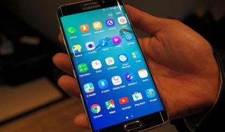 Galaxy S6+:Samsung kündigt neues Spitzen-Smartphone an (Foto)