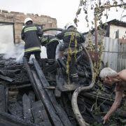 Neue blutige Gewalt in der Ostukraine (Foto)