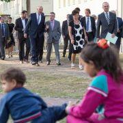De Maizière will Leistungen für Asylbewerber überprüfen (Foto)