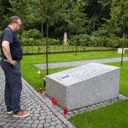 Gedenkstätte für Absturz-Opfer in Haltern am See (Foto)