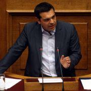 """Griechisches Parlament sagt """"Ja"""" zu Sparauflagen und Hilfspaket (Foto)"""