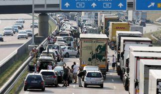 Sechs Tote nach Auffahrunfall auf Berliner Ring (Foto)