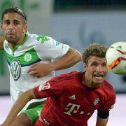 Hammerlose in der 2. Runde: FC Bayern - Wolfsburg, Schalke - Glabdbach (Foto)