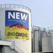 Biodiesel-Hersteller beklagen Produktionsrückgang (Foto)
