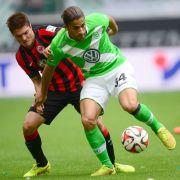 Ergebnisse am Sonntag: Wolfsburg - Frankfurt, Stuttgart - Köln (Foto)