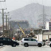 Deutsche in afghanischer Hauptstadt Kabul verschleppt (Foto)