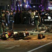 Mindestens 19 Tote bei Bombenanschlag in Thailand (Foto)