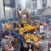 15 Tote und 80 Verletzte bei Explosion in Bangkok (Foto)
