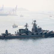 Russland entsendet Kriegsschiffe (Foto)