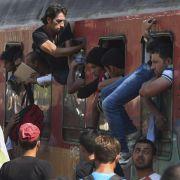UN-Bericht: Deutschland nimmt zu viele Flüchtlinge auf (Foto)