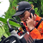 Keine Überlebenden nach Absturz in Indonesien (Foto)