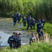 Neue Spur: Polizei sucht See nach Mutter und Tochter ab (Foto)