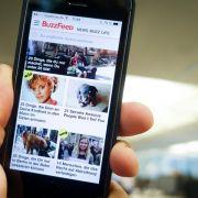 NBCUniversal kauft sich bei «Buzzfeed» ein (Foto)