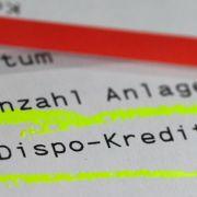 Stiftung Warentest beklagt Versteckspiel bei Dispozinsen (Foto)