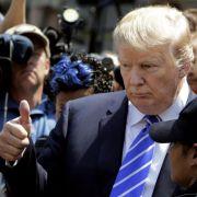 Seine rassistischen und frauenfeindlichen Fehltritte im Wahlkampf (Foto)