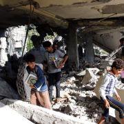 Unicef: Fast 400 Kinder seit März im Jemen getötet (Foto)