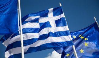 Bundestag stimmt für neues Hilfspaket für Griechenland. (Foto)
