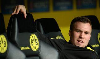 Kevin Großkreutz habe grundsätzlich Bereitschaft signalisiert, den BVB trotz Vertrag bis Sommer 2016 zu verlassen. (Foto)