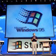 IT-Geschichte: Windows 95 löste vor 20 Jahren das PC-Fieber aus (Foto)
