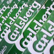 Bierbrauer Carlsberg verkauft weniger Bier (Foto)