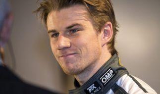 Nico Hülkenberg wird beim Race of Champions Michael Schumacher ersetzen. (Foto)