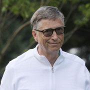 Bill Gates - Bilderbuchkarriere auf dem Fundament von Windows (Foto)