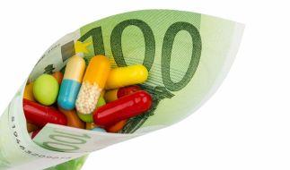 Ein Wechsel der Krankenkasse kann Sie mehrere hundert Euro pro Jahr sparen lassen. (Foto)