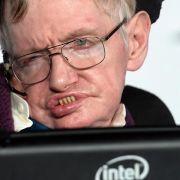 Intel gibt Sprachprogramm von Stephen Hawking frei (Foto)