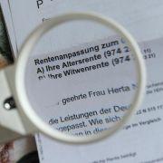 Vorzeitige Zwangsverrentung von Hartz-IV-Empfänger rechtens (Foto)