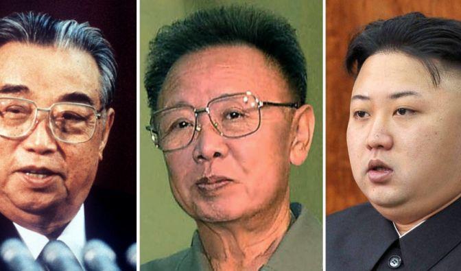 Die drei Kims (Foto)