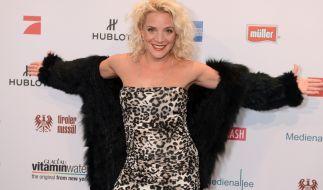 Judith Hildebrandt beim Filmfest in München. (Foto)