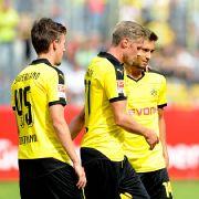 4:3! Borussia Dortmund siegt gegen Odds BK Skien (Foto)