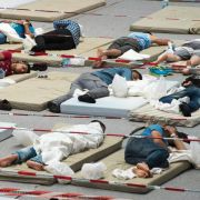 De Maizière: 800 000 Asylbewerber bis Jahresende erwartet (Foto)