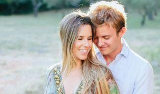 Rosbergs hochschwangere Ehefrau erwartet in Monaco das erste gemeinsame Kind. (Foto)