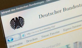 Bundestag nimmt Computersystem nach Cyberangriff vom Netz (Foto)