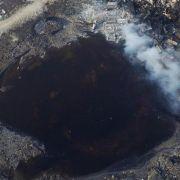 Explosion in Tianjin:Umweltschäden wohl größer als gedacht (Foto)