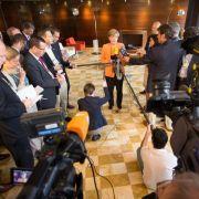 Merkel sieht neue Dynamik für Freihandel mit Brasilien (Foto)