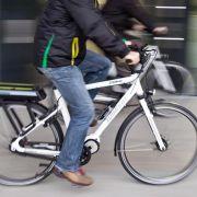 Elektroantrieb beflügelt die Fahrradbranche (Foto)