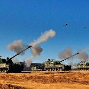 Propagandakrieg eskaliert: Süd- und Nordkorea beschießen sich (Foto)