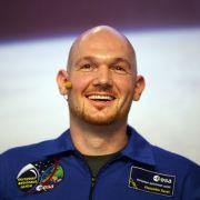 Wird er der erste Deutsche auf dem Mond? (Foto)