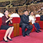 Kim lässt Ex-Freundin hinrichten