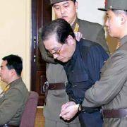 Onkel von Kim Jong Un exekutiert