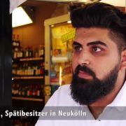 Berlin kämpft um seine Spätis.