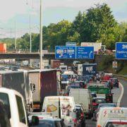Stau-Alarm am Wochenende: Diese Autobahnen sind dicht (Foto)