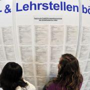 Ausbildungsplätze in Deutschland ungleich verteilt (Foto)
