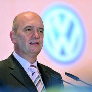 Betriebsratschef Osterloh fordert von VW mehr IT-Investitionen (Foto)