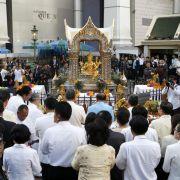 Thailands Polizei erhöht Belohnung für Hinweis auf Attentäter (Foto)