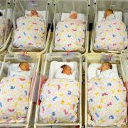 Baby-Boom:So viele Geburten wie seit zehn Jahren nicht mehr (Foto)