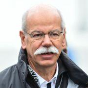Daimler-Chef offen für Zusammenarbeit mit Google & Co. (Foto)
