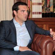 Linker Syriza-Flügel verlässt Tsipras (Foto)